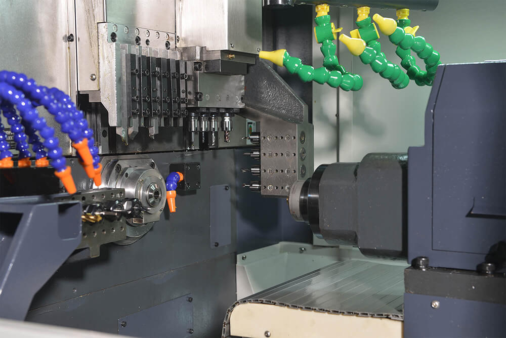 走心式数控车床(TCNZ-32D)